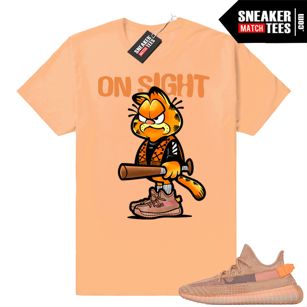 Yeezy Clay 350 On Sight T-shirt