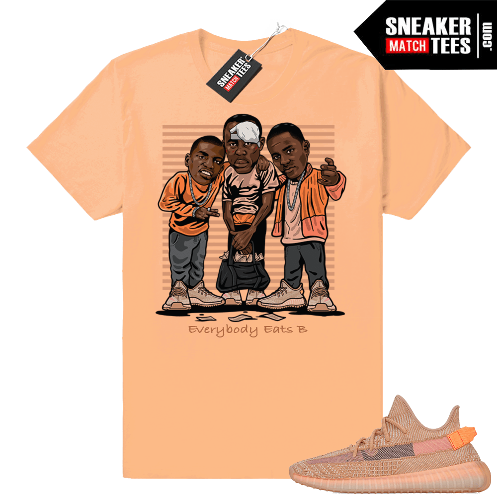 4469f2600 Yeezy Clay 350 Paid in Full tee