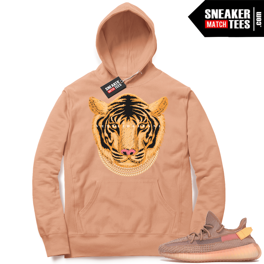 Yeezy Clay Sneaker Match Clothing