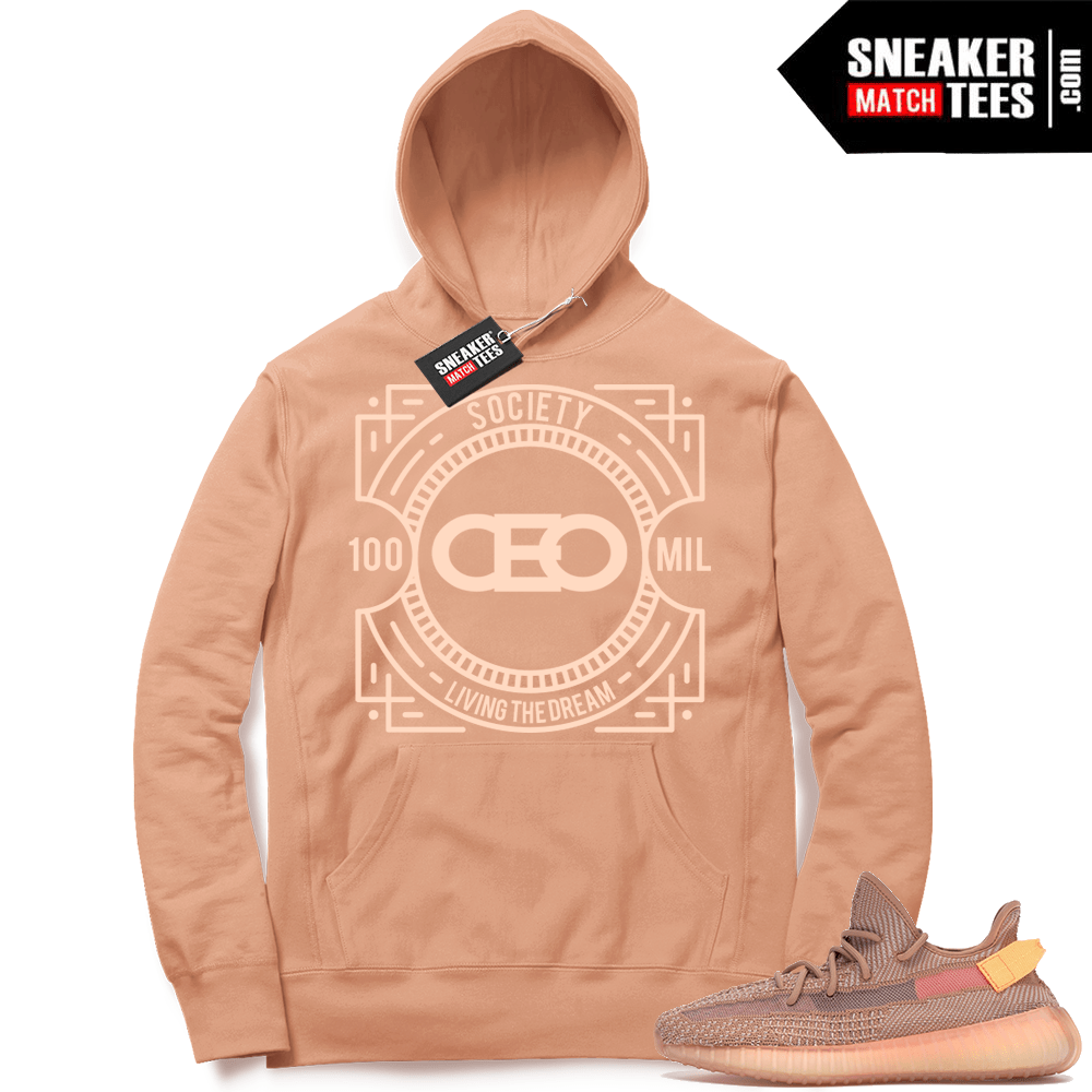 Yeezy Clay CEO Hoodie