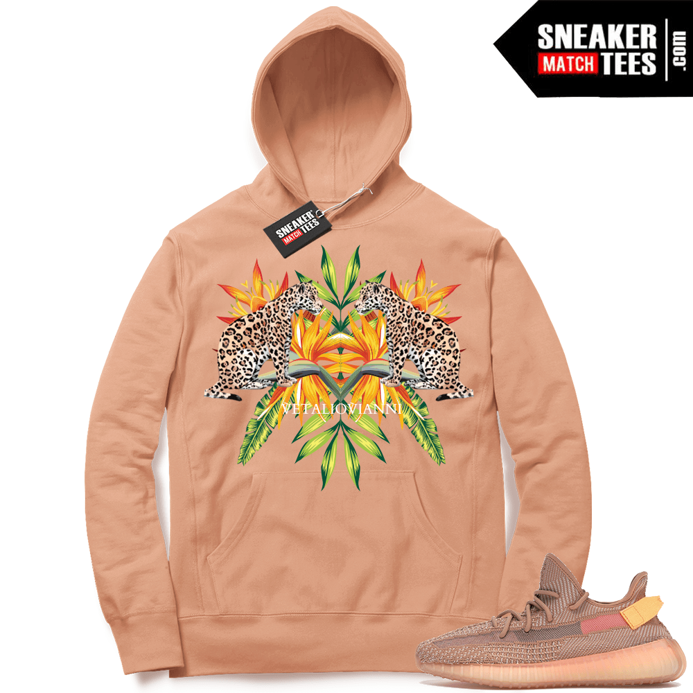 Yeezy Clay Clothing match