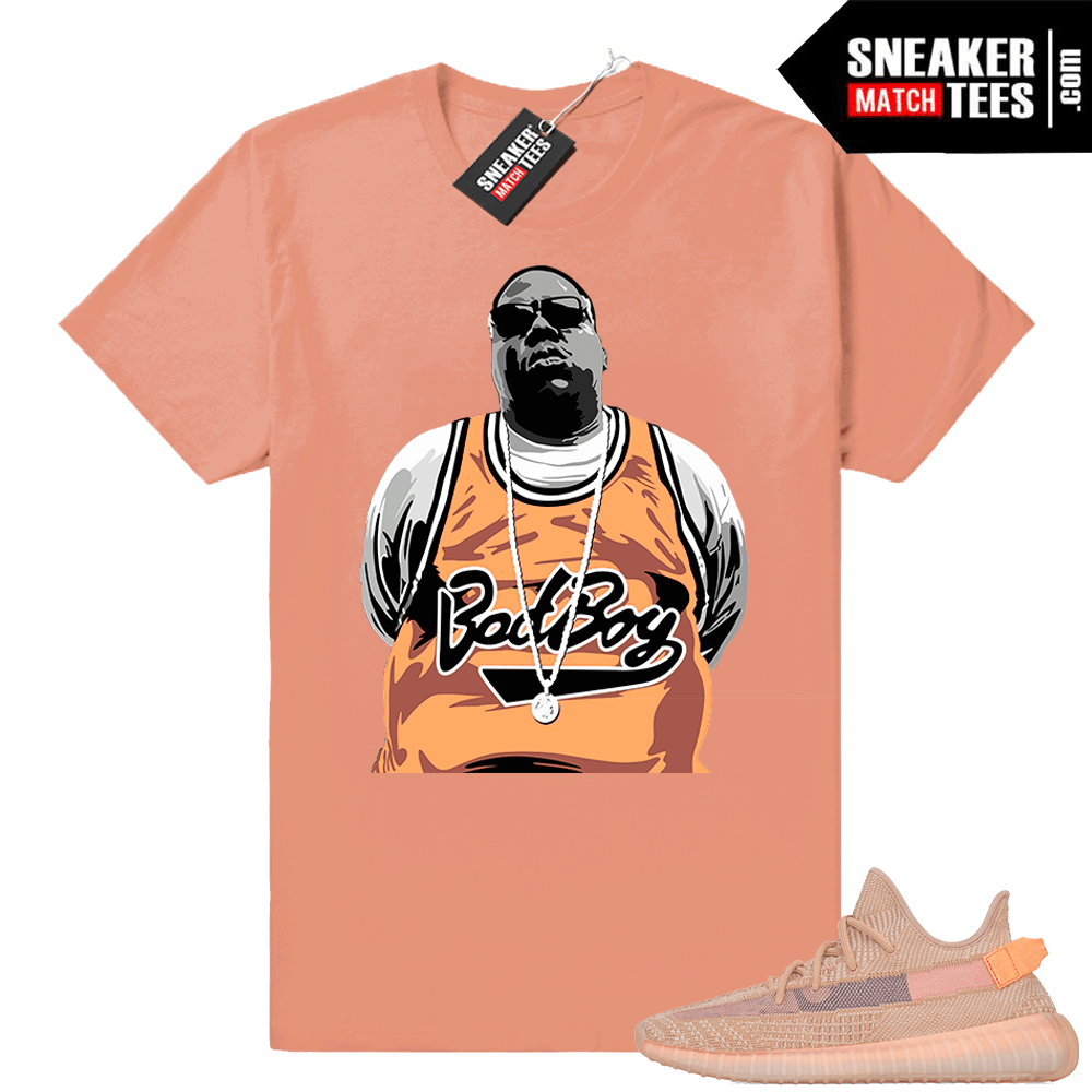 Yeezy Clay Sneaker Match Apparel