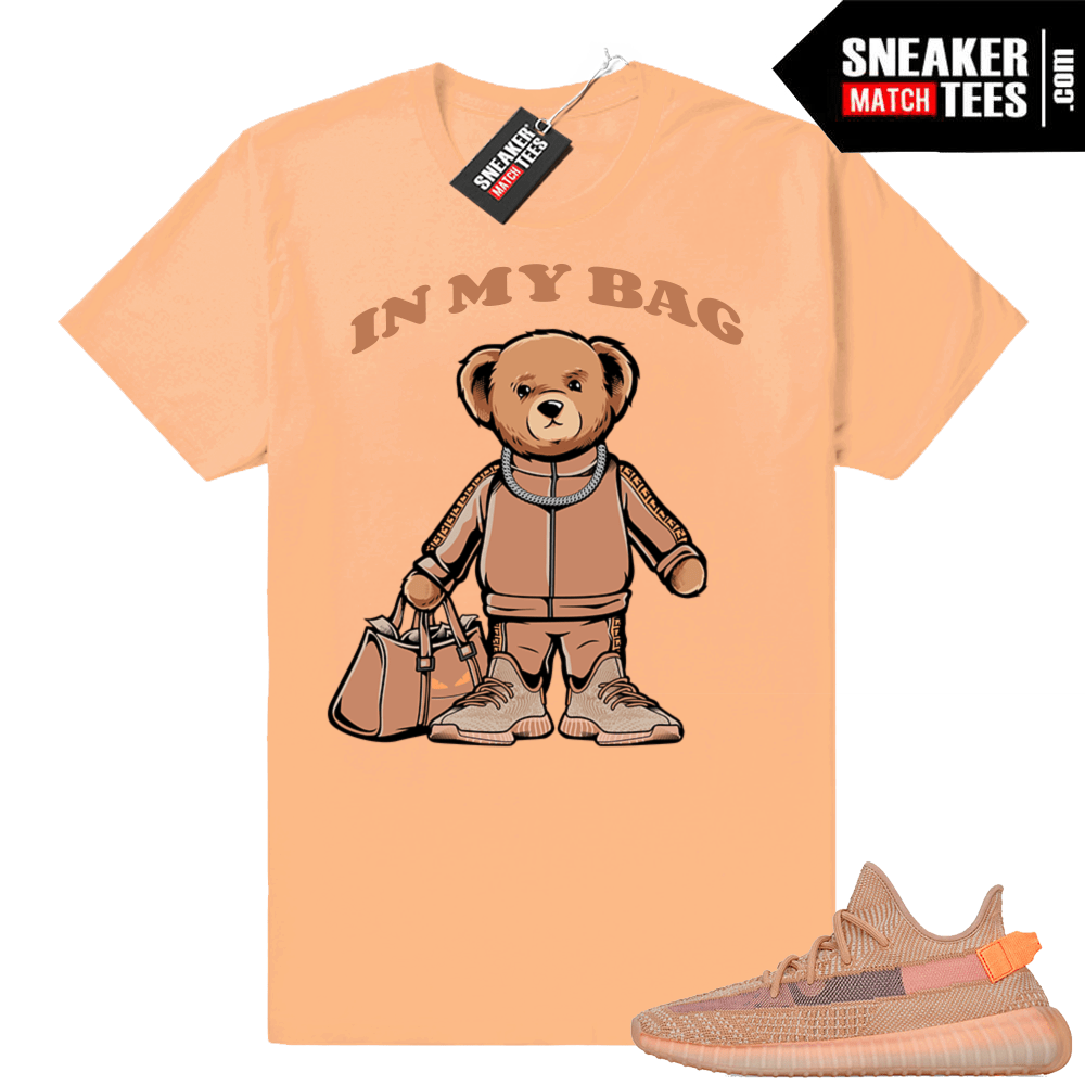 Yeezy Clay Sneaker Match Tees