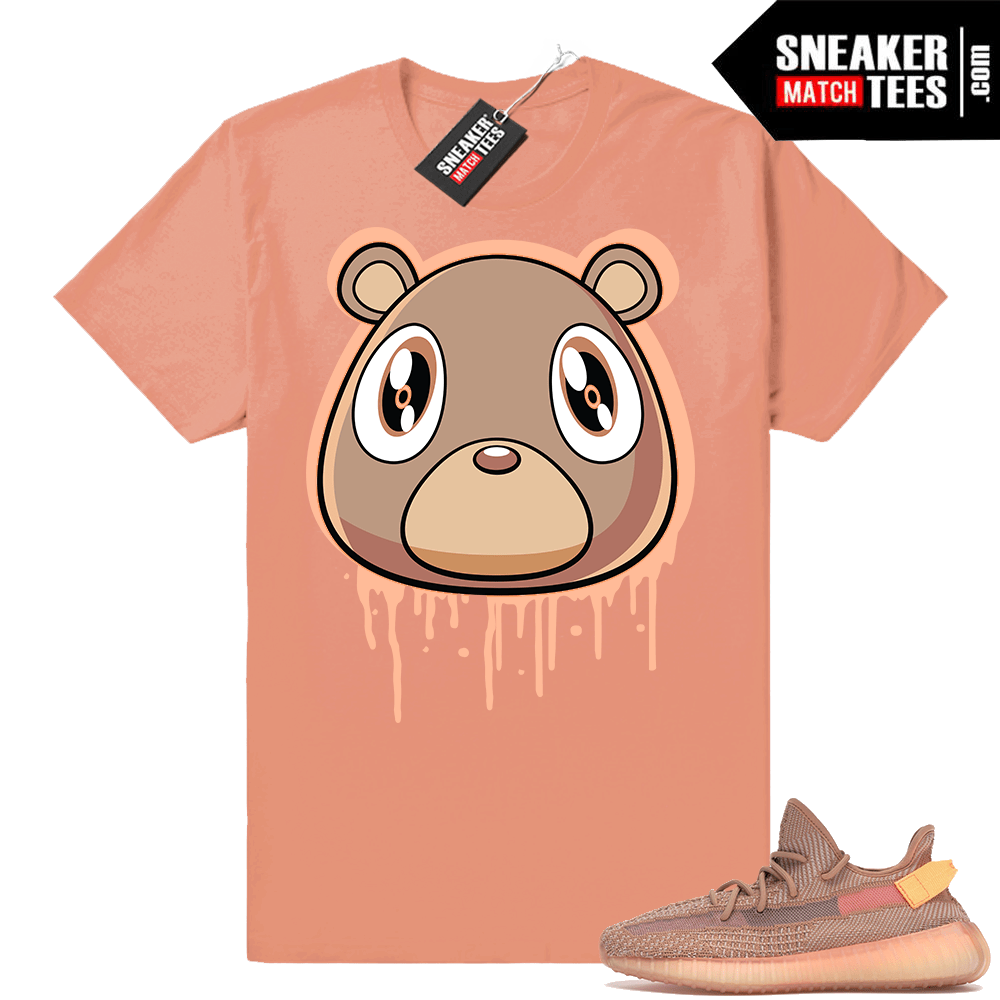 Yeezy Boost 350 V2 Clay World is Yours tee