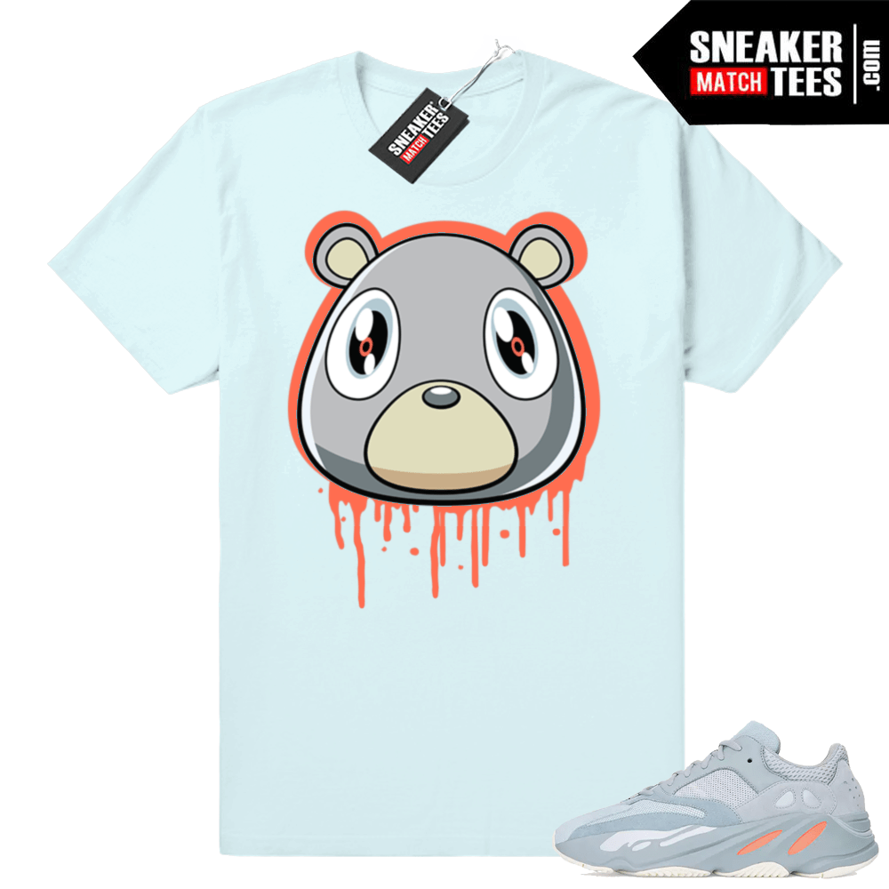 Yeezy boost 700 sneaker tee shirt match