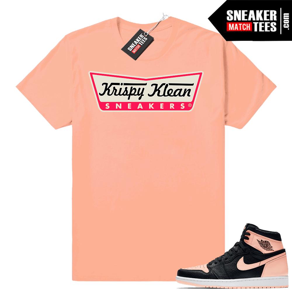 7827c791434e Jordan 1 Crimson Tint match shirt outfit | Jordan Match tees