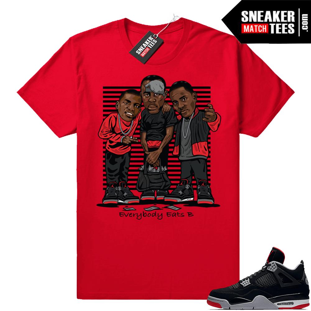 9385320b735b50 Jordan 4 sneaker t shirt match