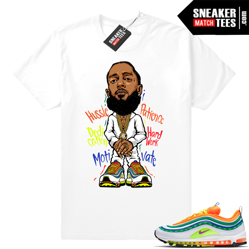 separation shoes 24877 ef7c3 Nipsey Hussle Air Max 97 London Summer of Love