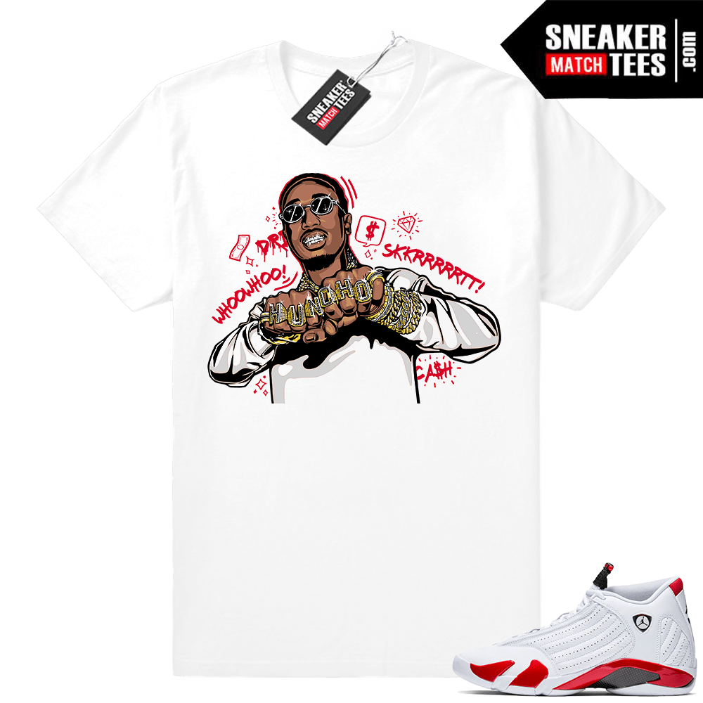 6f466e92a6b0b9 Shirts match Jordan 14 shoes