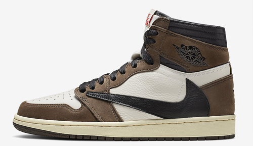 Jordan release dates May Travis Scott Jordan 1