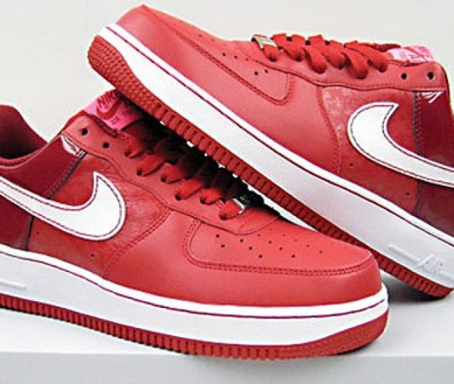 Nike Wmns Air Force 1 Valentines Day 2008
