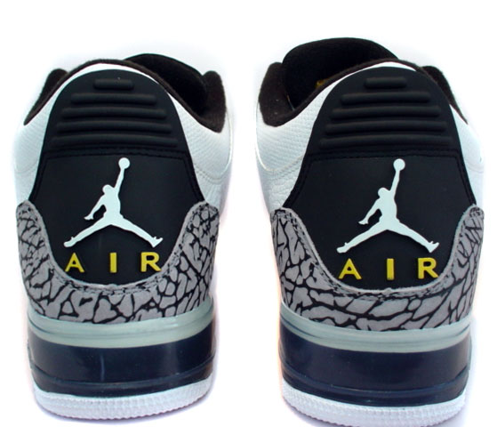 Air Jordan III Force Fusion