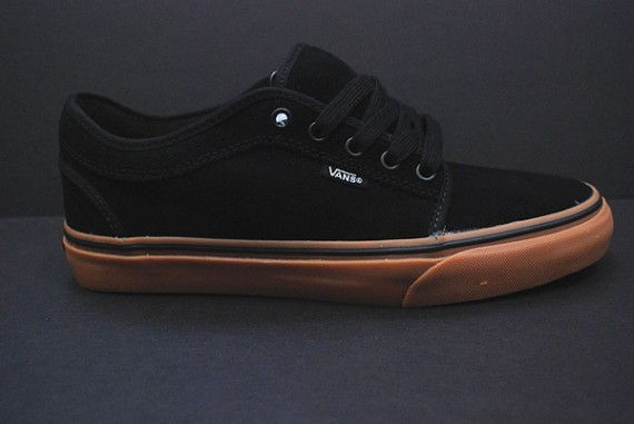 Vans Chukka Low - Team Series 4