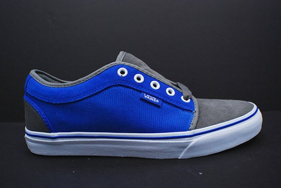 Vans Chukka Low - Team Series 8