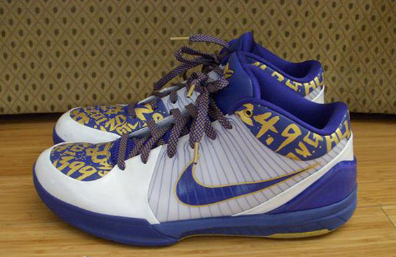Kobe Bryant Shoes Adidas