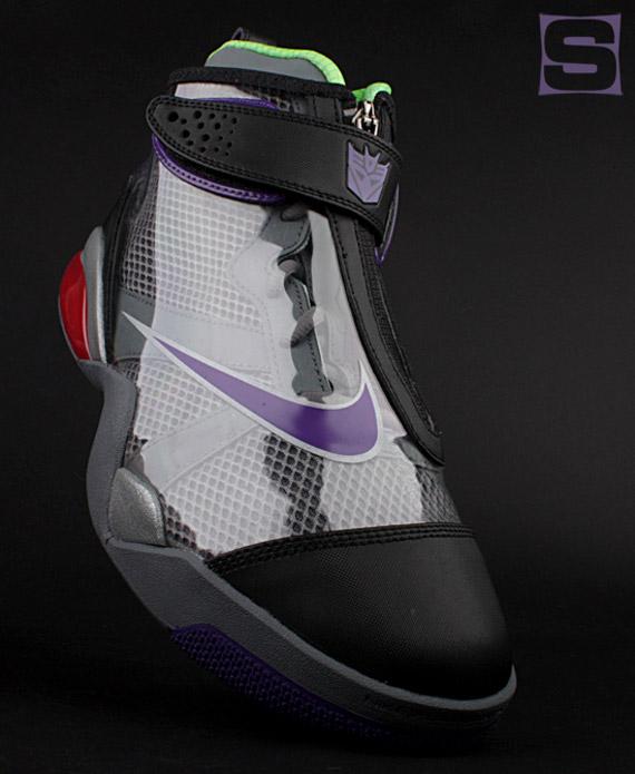 Nike Basketball x Transformers II Pack  Zoom Flight Club
