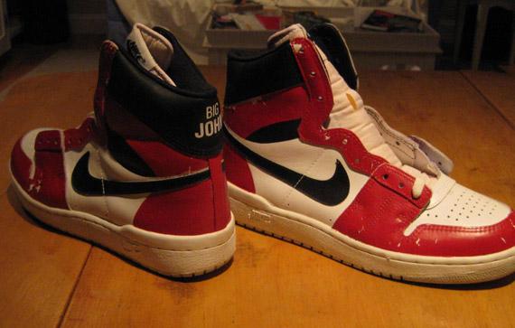 Nike Air Jordan 1   1984 Prototype   Big John