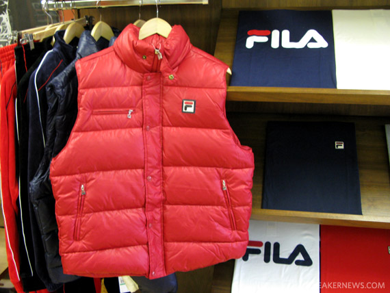 Fila Original Classics Collection   Footwear + Apparel