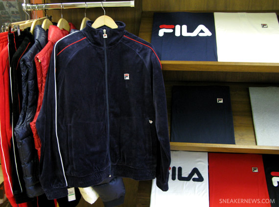 Fila Original Classics Collection   Footwear + Apparel