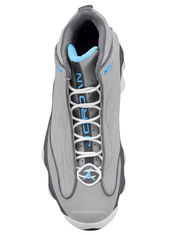 Air Jordan Pro Strong  Stealth  University Blue  Light