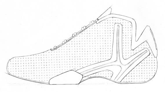 20 Years Of Nike Basketball Design: Air Hyperflight (2001