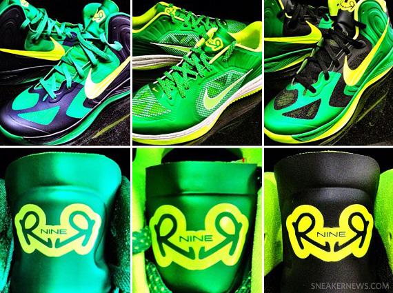 Nike Hyperfuse 2012  Hypergamer Low  Rajon Rondo 201213