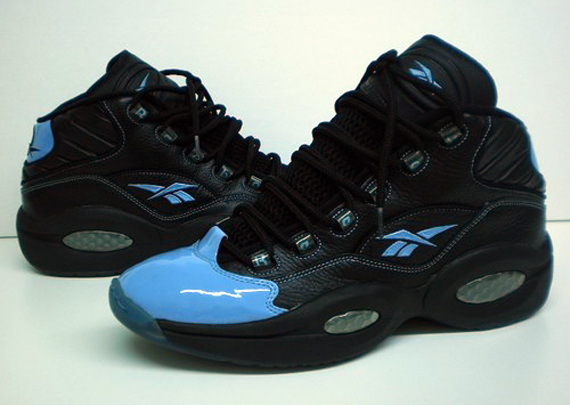 Reebok Question Black Light Blue 2006 Release on