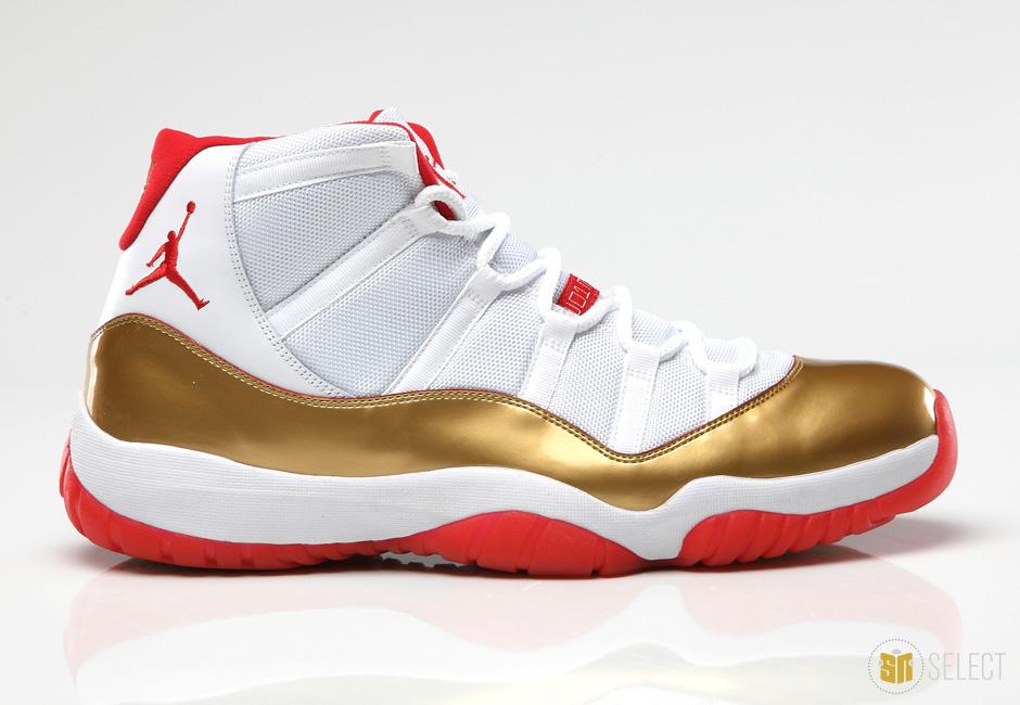Sneaker News SELECT Exclusive Air Jordan XI Ray Allen