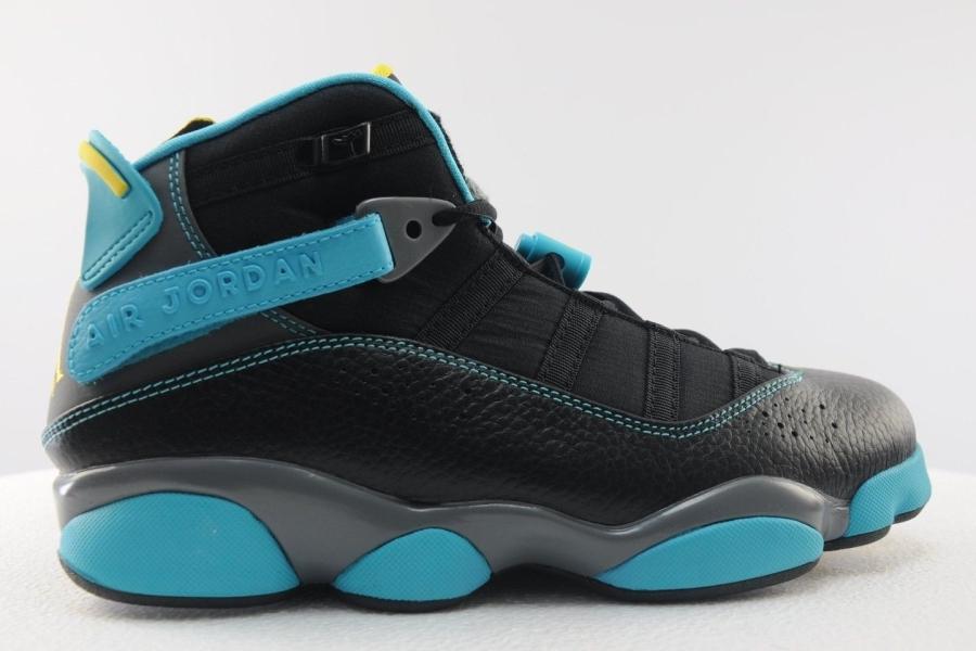 Jordan 6 Rings Gamma Blue Available Early On EBay