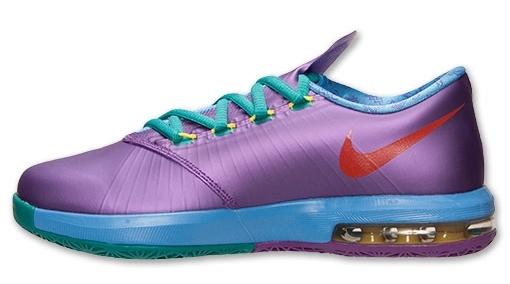 Rugrats Nike KD 6 GS  SneakerNewscom