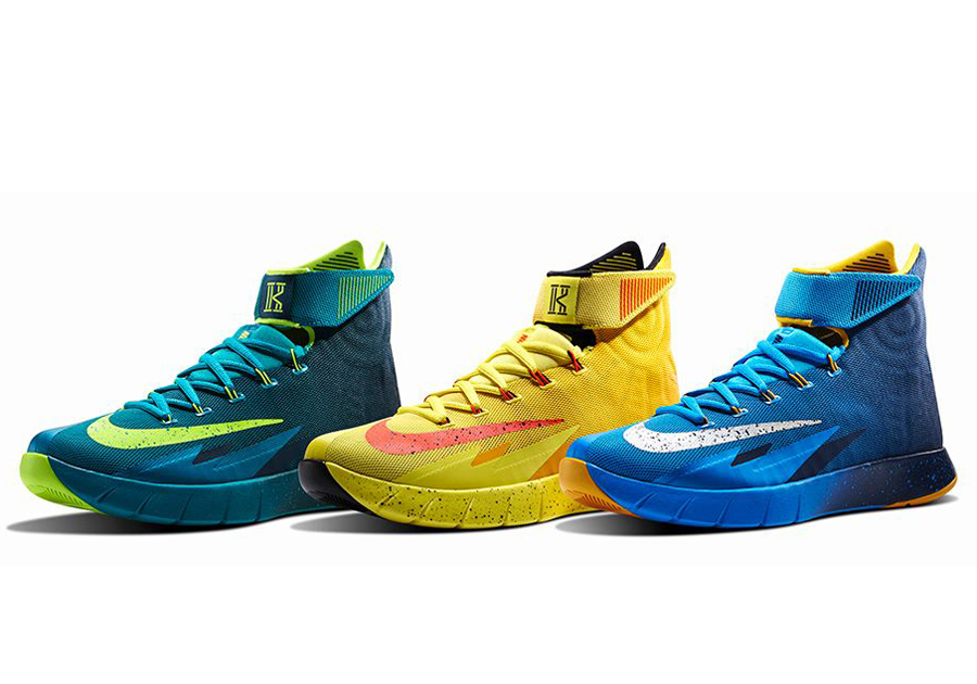 Nike Zoom HyperRev PE Collection - SneakerNews.com