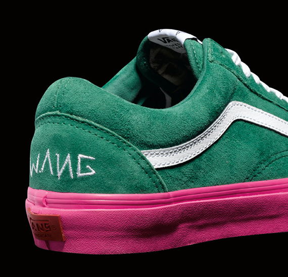 Odd Future X Vans Syndicate Old Skool S