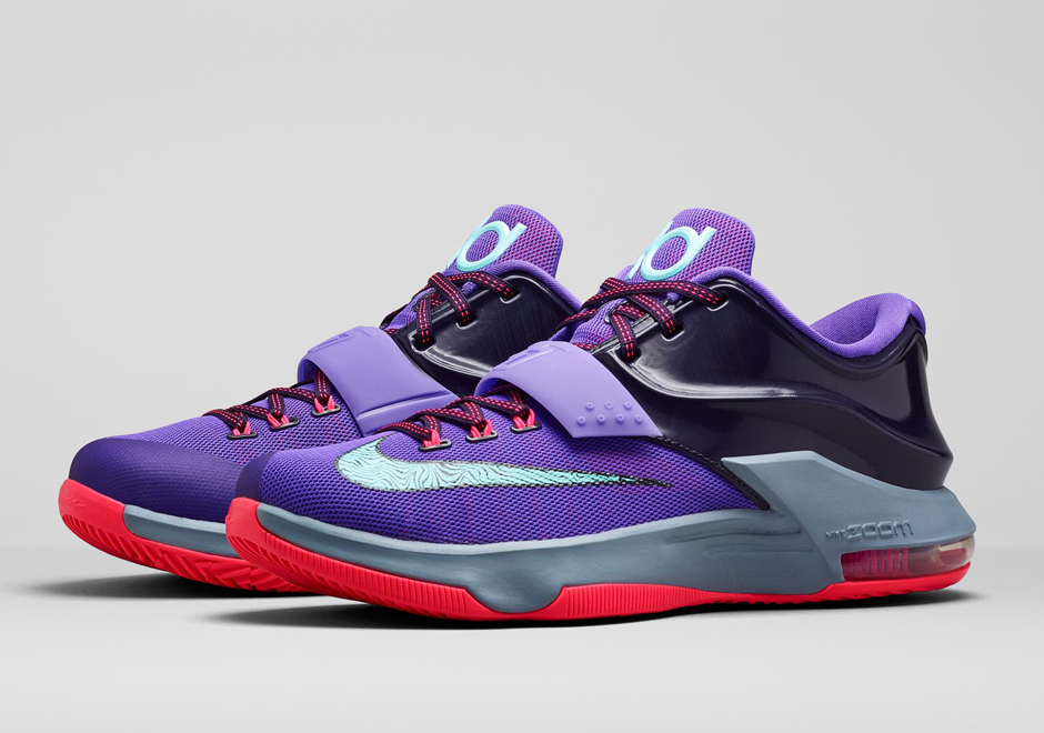 Nike KD 7 Lightning 534  SneakerNewscom