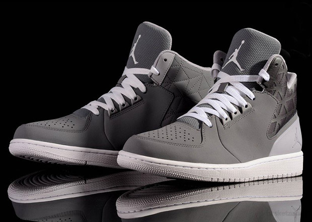 "Air Jordan 1 Flight 3 ""cool Grey""  Sneakernewscom"