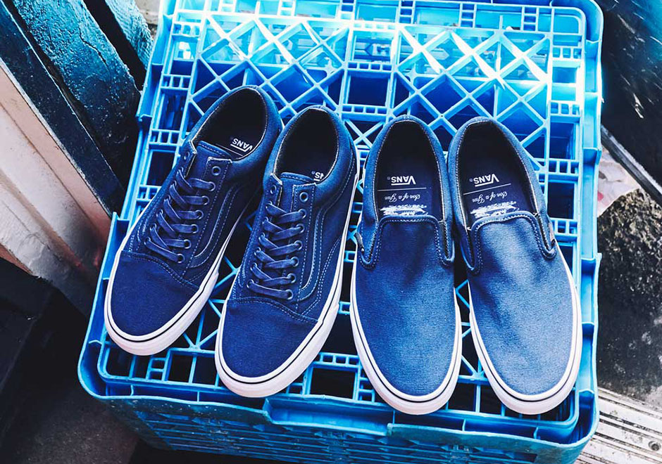 vans kitchen tile designs creates sneakers for the with help of two world look updates on a retail release shoe program at com and learn more about jon shook vinny dotolo s restaurants