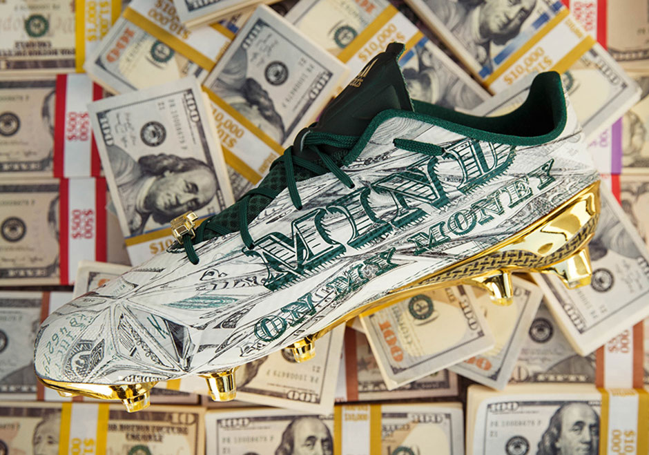 Snoop Doggs Upcoming adidas Football Cleat Is Money