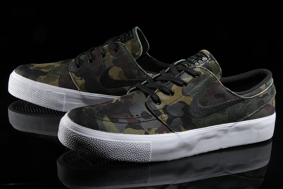Dunk Wallpaper Hd Nike Sb Janoski Camo 854321 101 Sneakernews Com