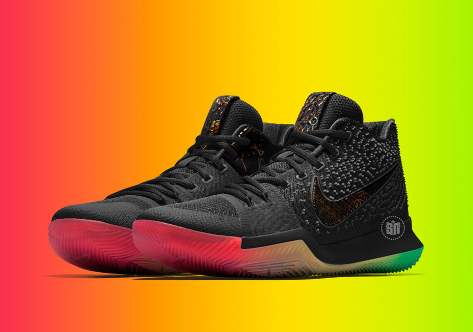 Nikeid Kyrie 2 Now Available To Be Customized