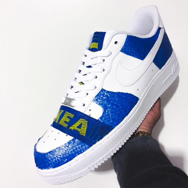 online store 0596a 35af1 Ikea Yeezy