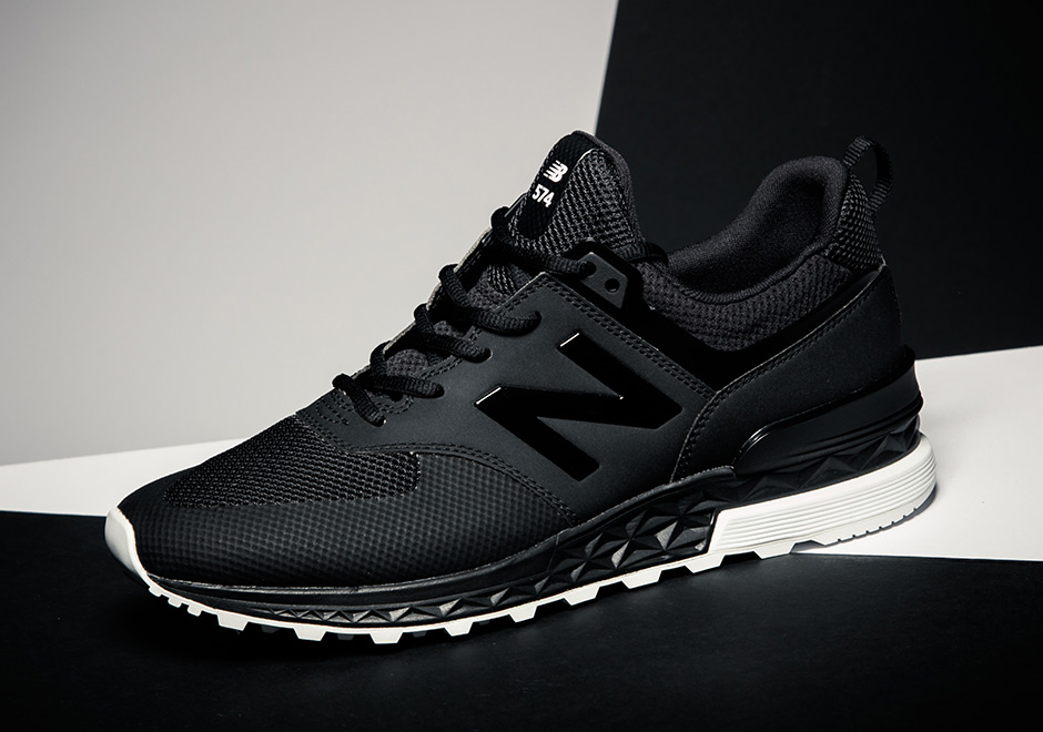 The New Balance 574 Sport Suede And Mesh/Synthetic Is Available Now - SneakerNews.com