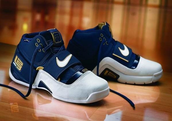 LeBron James Favorite Shoes Of AllTime SneakerNewscom
