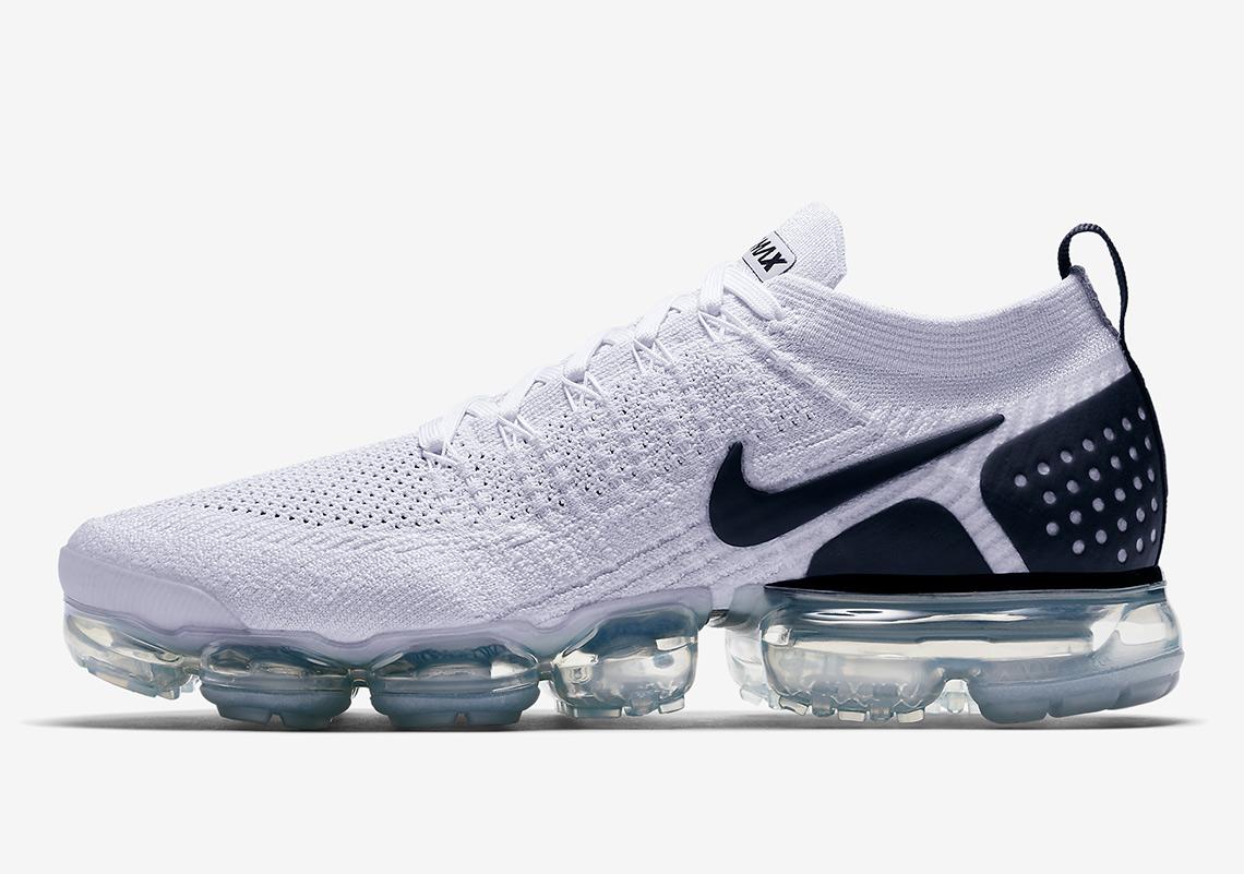 Nike Vapormax Flyknit 20 Reverse Orca 942842103  SneakerNewscom