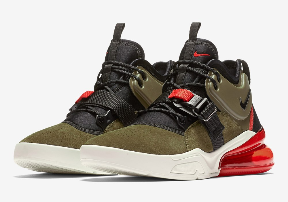 Image result for air force 270 medium olive