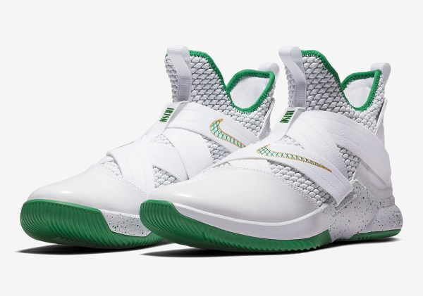 Nike LeBron Soldier 12 quotSVSMquot Release Info SneakerNewscom