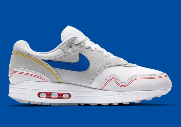 Nike Air Max 1 Pompidou Centre Release Info