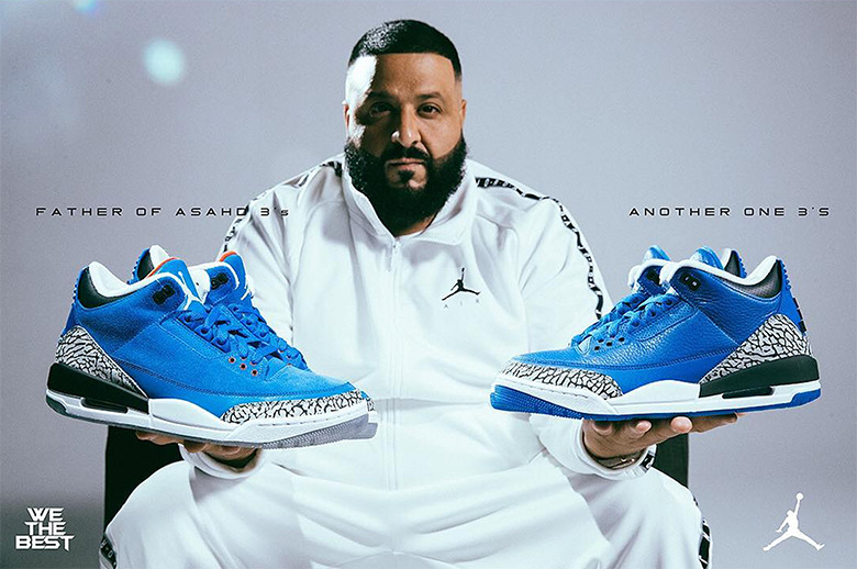 DJ Khaled - Father of Asahd Credits and Streams - [istandard]