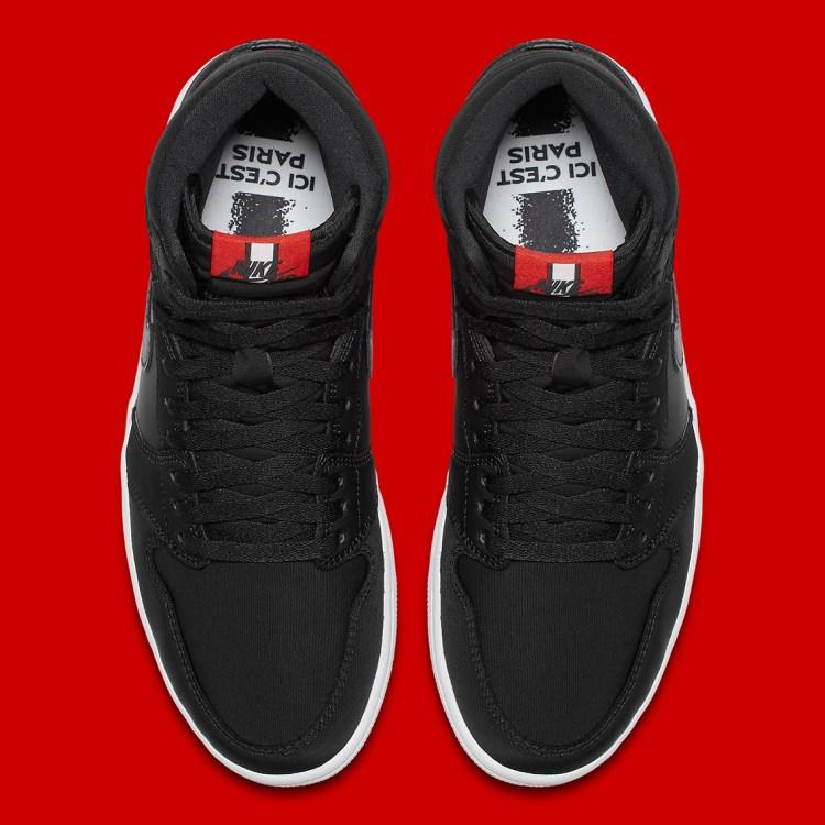 PSG Jordan 1 AR3254-001 Release Date | SneakerNews.com