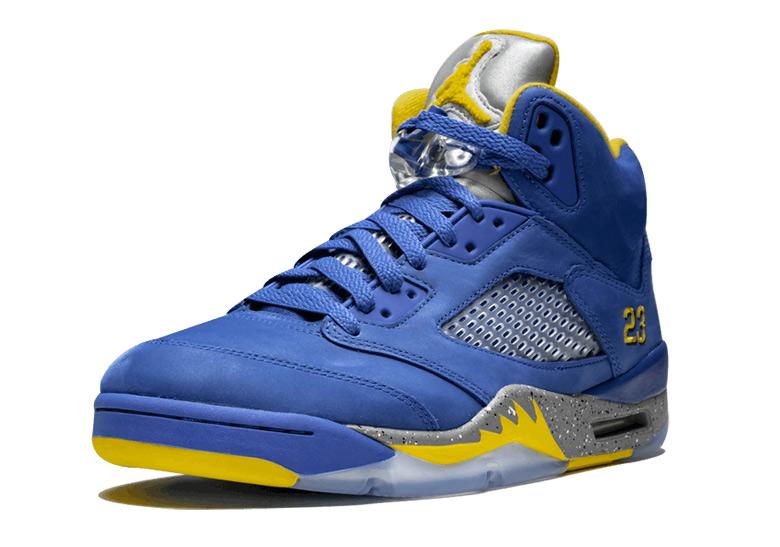 Jordan 11 Light Blue