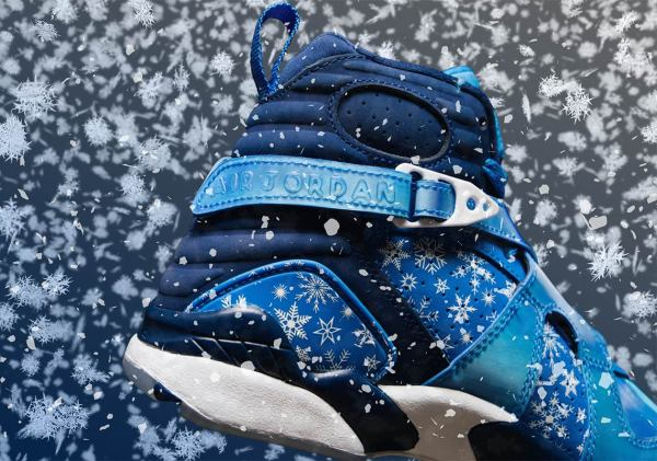 Jordan 8 Snowflake 305368-400 Store List