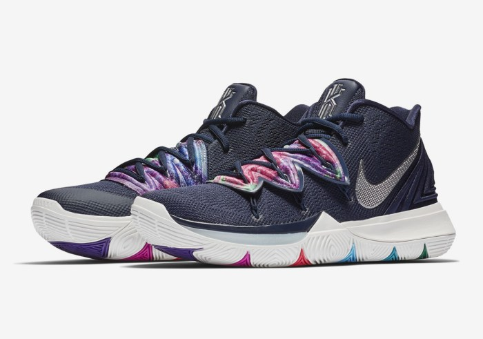 Image result for nike kyrie 5 multi colo